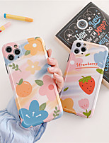 cheap -Phone Case FOR iPhone 11 Pro 5.8 X XS Max XR For iPhone 7 8 Plus Cherry strawberry se 2020