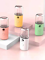 cheap -Mist Sprayer Mini 30ml Nano Portable Face Spray Facial Body Nebulizer Steamer Moisturizing Skin Care Humidifier Instruments