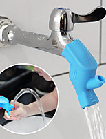 cheap -Bathroom Faucet Extender Baby hand-washing device Children's Guide sink Faucet extension Bathroom Accessories