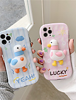 cheap -rtoon Cute Case for Iphone 7 8 Plus se 2020 11 Pro Max Phone Cover for Iphone X XR XS MAX Case Soft Silicone Daisy Donald Duck 3D