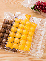 cheap -20PCS Disposable Cold Pack comes with funnel Ice Packs Bag For Fodd Ice Mold Edible Storage Faster Freezing Maker Ice-making Bag Kitchen Gadgets
