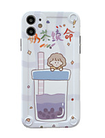 cheap -Case For Apple iPhone 11 / iPhone 11 Pro / iPhone 11 Pro Max Shockproof / Pattern Back Cover Cartoon TPU