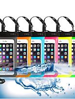 Недорогие -чехол для samsung galaxy galaxy a71 / a51 / a10s универсальный водонепроницаемый чехол для телефона водонепроницаемая сумка чехол для мобильного телефона фотоэлектрический чехол для galaxy a20s / a40s