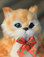 cheap -Stuffed Animal Plush Doll Simulation Plush Toy Plush Toys Plush Dolls Stuffed Animal Plush Toy Cat Plush Imaginative Play, Stocking, Great Birthday Gifts Party Favor Supplies Boys and Girls Adults