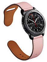 cheap -Watch Band for Fossil GEN 5 FOSSIL Classic Buckle / Business Band Genuine Leather Wrist Strap