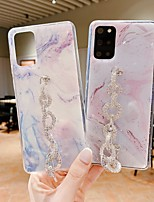cheap -Shockproof Rhinestone Marble TPU PC Phone Case For Samsung Galaxy S8 S8 Plus S9 S9 Plus S10 S10 Plus S20 S20 Plus Note 10 Note 10 Pro Note 10 Lite S20 Ultra A10 A20 A20s A50 A70 A70s A51 A71