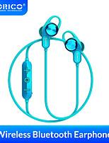 Недорогие -Орико беспроводная Bluetooth-гарнитура музыкальная игра в ухе магнитные подвесные шеи громкой спортивные наушники