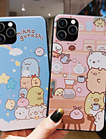 cheap -Animal Cartoon Shockproof  TPU Phone Case For Apple iPhone 11  iPhone 11 Pro iPhone 11 Pro Max