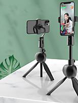 cheap -Selfie Tripod Portable Phone Stick Tripod With Bluetooth Remote Control Perfect Tripod Phone Stick For Phone
