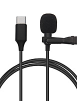 cheap -Mini Microphone Mic USB C Type-C Mic Condenser Audio Recording For Huawei Xiaomi Samsung Android Phone USB C Microphone
