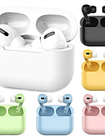 cheap -Z-YeuY Three generations of macarons TWS True Wireless Earbuds Wireless Bluetooth 5.0 Stereo with Microphone with Charging Box Auto Pairing 1 to 1 Replica for Sport Fitness