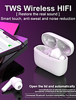 cheap -Original Y35 TWS True Wireless Earbuds Wireless Bluetooth 5.0 Stereo Dual Drivers Auto Pairing Smart Touch Control for Mobile Phone