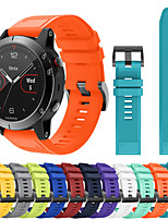 cheap -Smartwatch Band for Garmin Fenix 6X 6 6 Pro 5 5 plus 5x 3  3HR Forerunner935 945 S60 D2 Sport Band Soft Comfortable Silicone QuickFit Wrist Strap