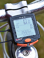 cheap -813 Bike Computer / Bicycle Computer Odometer 3-Bike Road Bike Mountain Bike MTB Folding Bike Cycling