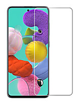 cheap -1PC / 2PCS / 3PCS / 5PCS Screen Protector For Samsung Galaxy A01 /A11 /A21 / A31 /A41/ A51 /A71/ A81/ A91/ Tempered Glass Safety Protective Film On Samsung Note 10 Lite / S10 Lite/ A70 / A50 /A40 /M31