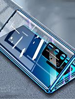 cheap -Magnetic Phone Case for Huawei P30 40 Pro Mate20 30 Pro Nova 7 Pro Camera Lens Glass Metal Bumper Honor 30 Pro Case