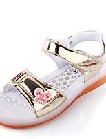 cheap -Girls' Sandals Comfort PVC Little Kids(4-7ys) Black / Pink / Gold Summer