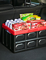 cheap -Car storage box car storage tool folding storage box storage box multifunctional folding water storage box 30L