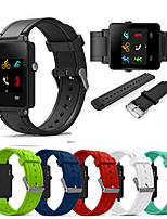 cheap -Silicone Sports Bracelet Watch Band for Garmin Vivoactive Acetate Replacement Wristband Silicone Bracelet Watch Strap Band for Garmin Vivoactive Acetate