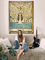 cheap -5 sizes Sun Moon Tapestry Wall Hanging Hippie Witchcraft Tapiz Psychedelic Farmhouse Decor Tenture Tapisserie Beach Bohemian Custom