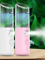 cheap -New USB Nano Mist Sprayer Facial Body Humidifier Nebulizer Skin Care 25ml Face Spray Beauty Instruments