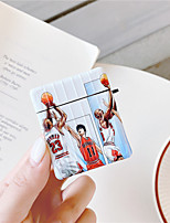 cheap -Chicago Bull Jordan PC Case for Apple Airpods Bluetooth Earphone Cover 3D Skin Headset Protector For Air pods