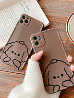cheap -protective sleeve TPU cartoon Animal Apple 11 pro Max X  XS  XR XSMax 8p  8  SE (2020)  soft shell iPhone case