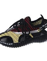 cheap -Boys' / Girls' Roman Shoes Knit Sandals Little Kids(4-7ys) / Big Kids(7years +) Black / Purple Summer