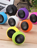 cheap -Fashion Cute Mini Speaker Mp3 Music Loudspeaker Player Outdoor 3.5mm Portable Wired Speaker Sound Box for Computer Phones