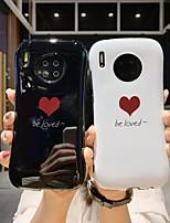 cheap -Case For Huawei Huawei Nova 4 / Huawei P20 Pro / Huawei P30 Pro Shockproof Back Cover Heart TPU