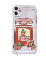 cheap -Case For Apple iPhone 11 / iPhone 11 Pro / iPhone 11 Pro Max Shockproof / Pattern Back Cover Food TPU