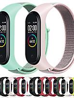 cheap -Watch Band for Mi Band 3 / Xiaomi Band 4 Xiaomi Sport Band Nylon Wrist Strap