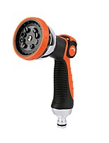 cheap -10-function High-pressure Water Spray Gun Garden Zinc Alloy Water Gun Household Car Wash High-pressure Water Gun