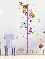 cheap -Animals Wall Stickers Plane Wall Stickers Decorative Wall Stickers PVC Home Decoration Wall Decal Wall Window Decoration 1pc