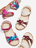 cheap -Girls' Comfort PVC Sandals Little Kids(4-7ys) Red / Blue Summer