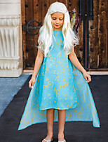 cheap -Inspired by Game of Thrones Anime Cosplay Costumes Japanese Cosplay Suits Dresses Dress For Girls'