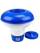cheap -Swimming Pool Foldable Automatic Disinfection Dosing Pill Float Cup Floating Dosing Device Floating Water Medicine Box