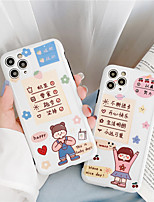 cheap -Cute girl Sailor Moon bubble tea back cover for 11 iPhone 11Pro XS Max se 2020 X XR 8 7 7Plus cartoon girls drinking matte phone case