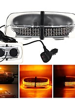cheap -240 LED Amber Warning Strobe Lights Recovery Car Flashing Magnetic Beacon Light