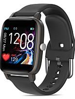 Недорогие -V98 смарт-браслеты унисекс смарт-часы Bluetooth сенсорный экран монитор сердечного ритма измерения артериального давления сожженных калорий ecgppg шагомер активности трекер для iphone