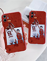 cheap -Cool Japan Sport Slam dunk Basketball Soft Silicon IMD Case Cover For iphone X XS MAX XR se 2020 11Pro max For iphone 7 8Plus 11Pro Funda Coque Cases