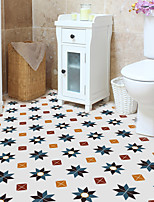 cheap -floor tile waterproof and antiskid floor household wear-resistant self-adhesive wall PVC thickening
