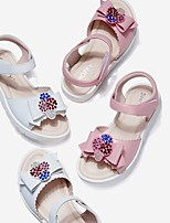 cheap -Girls' Comfort PVC Sandals Little Kids(4-7ys) White / Pink Summer