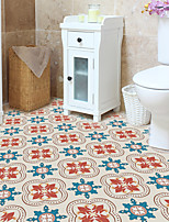 cheap -color paste kitchen bathroom oil proof waterproof tile paste household self adhesive wall paste PVC thickened