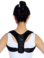 cheap -Adjustable Back Posture Corrector Protection Back Shoulder Posture Pain Relief Back Support