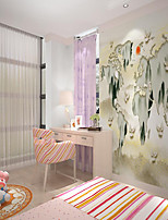 cheap -Custom Self Adhesive Mural Wallpaper Antique Map Children's Cartoon Style Suitable For Bedroom Art Deco  / Landscape Home Decoration Modern Wall Covering
