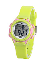 cheap -Kids Sport Watch Automatic self-winding PU Leather Clover Water Resistant / Waterproof Analog Cartoon Fashion - Green