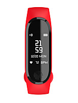 cheap -Y13 Unisex Smart Wristbands Android iOS Bluetooth Waterproof Heart Rate Monitor Blood Pressure Measurement Sports Long Standby Stopwatch Pedometer Call Reminder Sleep Tracker Alarm Clock