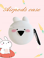 cheap -AirPods 1&2 Silicone Headphone Case Earphone Protection Cover