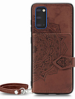 cheap -Case For Samsung Galaxy S9 / S9 Plus / S8 Plus Wallet / Card Holder / Pattern Back Cover Flower Oxford Cloth